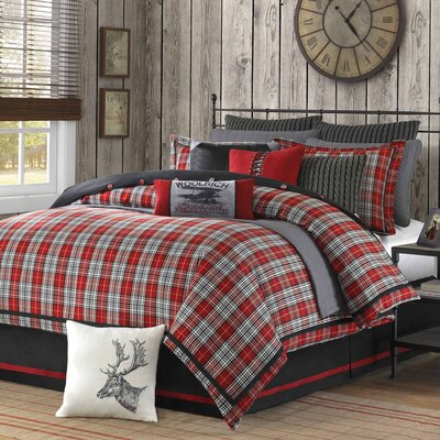 Williamsport Comforter Set Size: Twin