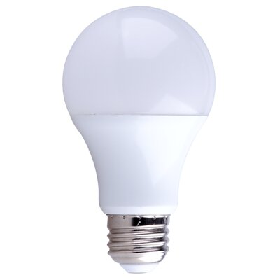 E26/Medium (Standard) LED Light Bulb Wattage: 6
