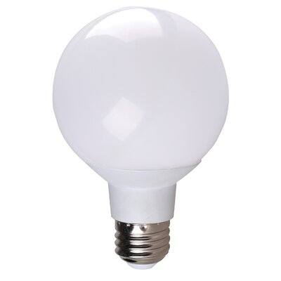 6W E26/Medium (Standard) LED Light Bulb