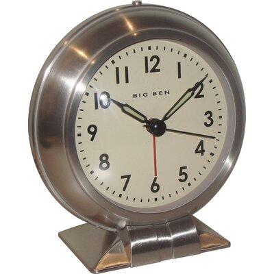 Westclox QA Alarm Clock Metal Case at Sears.com