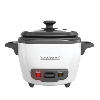 Rice Cooker Size: 3 Cup RC503