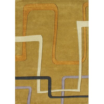 New Zealand Handmade Honey Area Rug