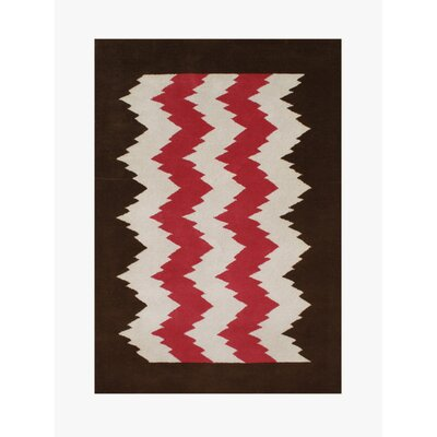 Brigantine Hand Tufted Wool Oak Area Rug Rug Size: 8 x 10