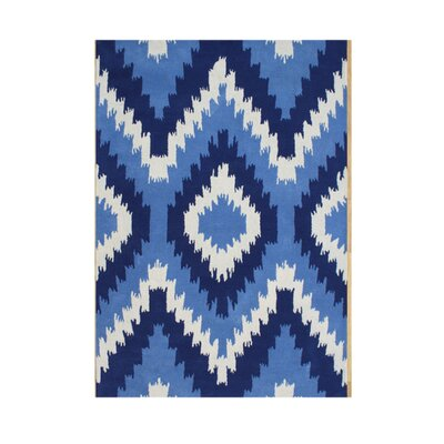 Brierfield Hand Tufted Wool Area Rug Rug Size: 5 x 8