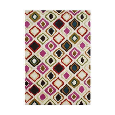 Kerner Hand Tufted Wool Area Rug