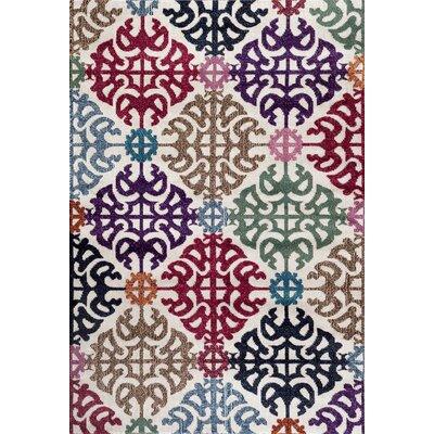 Loft Multicolor Area Rug Rug Size: Rectangle 710 x 102