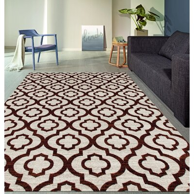 Elite Soft Red Area Rug Rug Size: 710 x 102