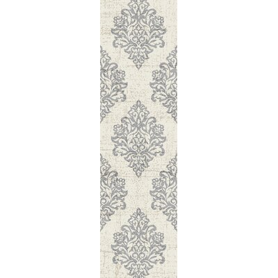 Elite Soft Gray Area Rug Rug Size: Runner 2 x 72