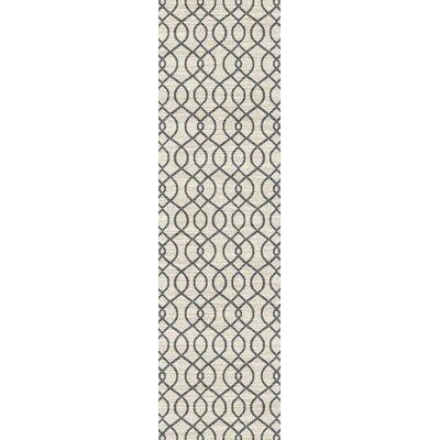 Elite Soft Cream Area Rug Rug Size: Runner 2 x 72