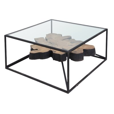 Clarksville Floating Origins Coffee Table