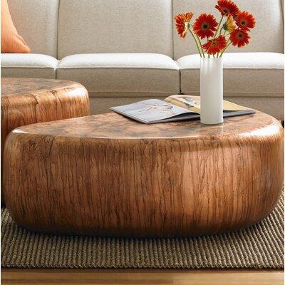 Wedge Coffee Table Color: Von Braun
