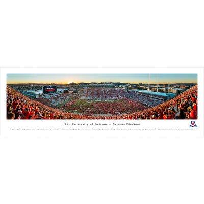 NCAA Arizona, University of by James Blakeway Photographic Print UAZ5