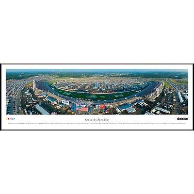 NASCAR Speedway Standard Framed Photographic Print NASCAR Stadium: Kentucky