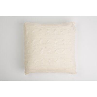 Cashmere Throw Pillow Color: Camel
