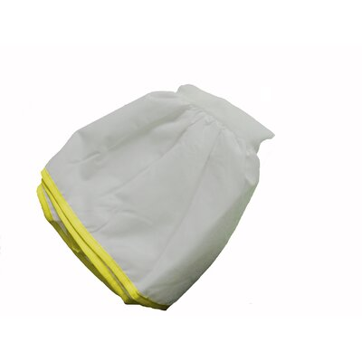 Unique Crib Bed Skirt Color: Yellow