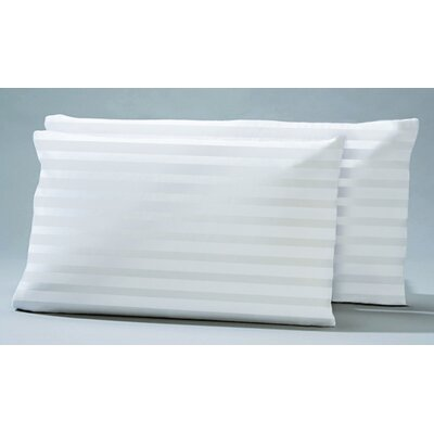 Miracle Sleep Low Profile Plush Talalay Latex Pillow | Wayfair