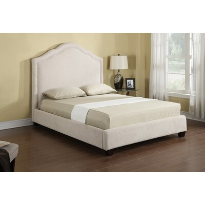 Polen Upholstered Panel Bed