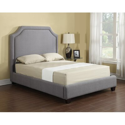 Ripley Upholstered Panel Bed