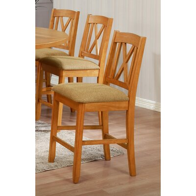 Patterson Bar Stool with Cushion (Set of 2)