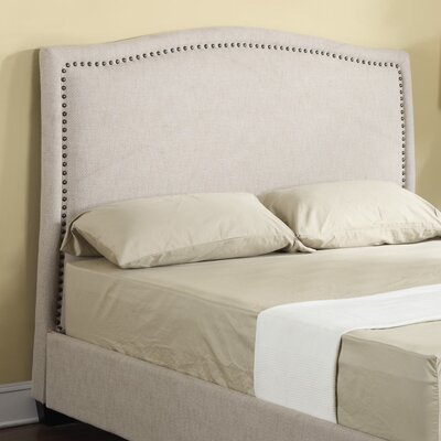 Voight Upholstered Panel Headboard