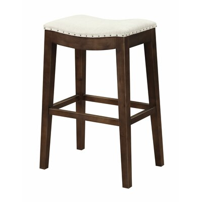 Stoutsville 30 Bar Stool with Cushion
