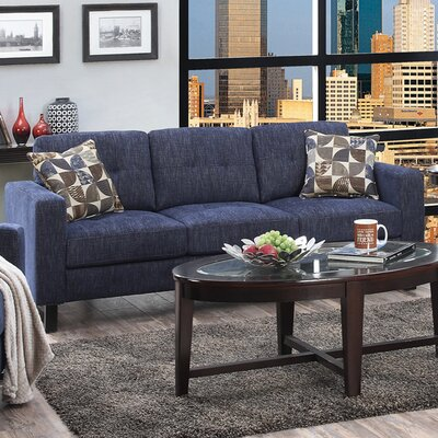 BRSD2294 25715270 BRSD2294 Brayden Studio Ballie 3 Piece Sofa & Pillow Set