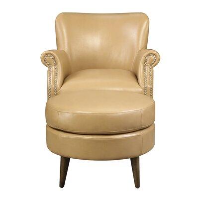 Chowdhury Armchair Upholstery: Saddle