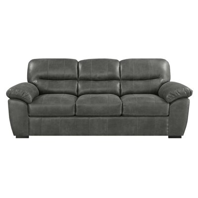 Clapham Standard Sofa Upholstery: Charcoal