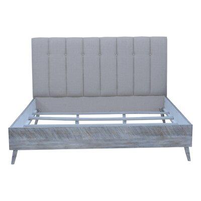 Nova Upholstered Panel Bed