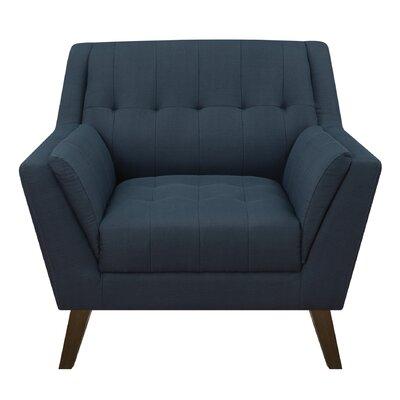 Fairfield Armchair Upholstery: Navy