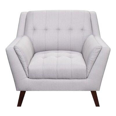 Fairfield Armchair Upholstery: Cement