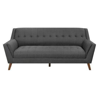 Fairfield Standard Sofa Upholstery: Charcoal