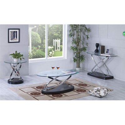 Bethany Oval Coffee Table