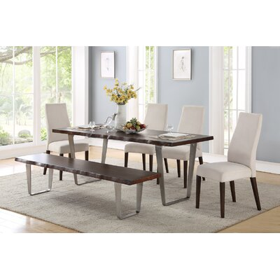 Anstett 6 Piece Dining Set