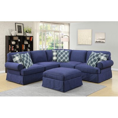 Georgianna Reversible Sectional