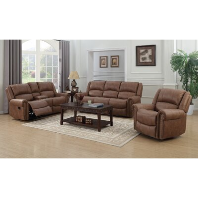Shortt Configurable Living Room Set