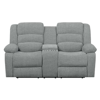 Red Barrel Studio RDBT3043 Kiyoko Motion Loveseat Upholstery