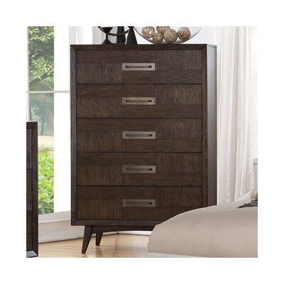 Diantha 5 Drawer Chest