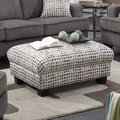 Hoppe Accent Cocktail Ottoman
