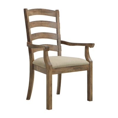 Financing Belair Ladderback Arm Chair (Set of...