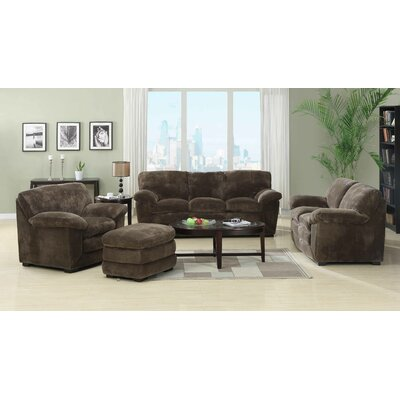Woodrow Configurable Living Room Set