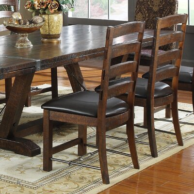 Credit for Castlegate Ladderback Side Chair (S...