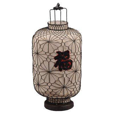 Chinese Lucky Lantern Figurine