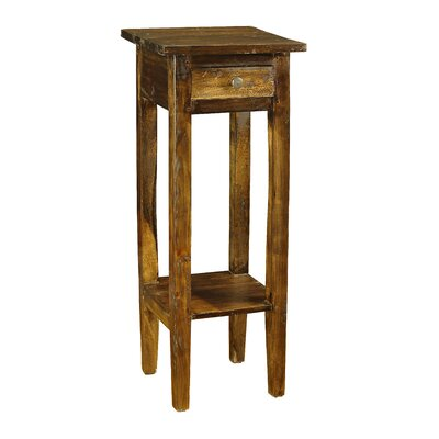 Walker End Table with Storage