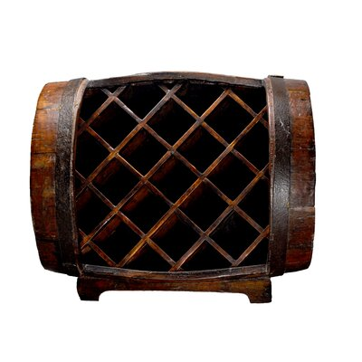 Lease to own Asian Antique 11 Bottle Wine Rack...