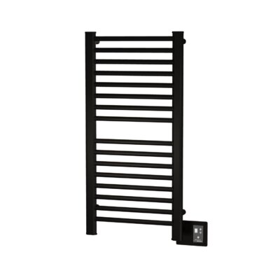 Sirio Wall Mount Electric Towel Warmer Finish: Oil Rubbed Bronze