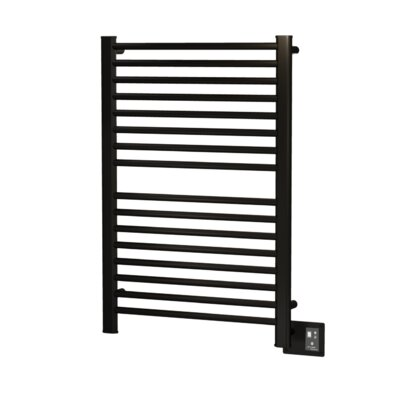 Sirio Wall Mount Electric Dual Purpose Radiator Finish: Oil Rubbed Bronze