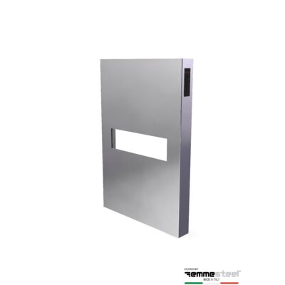 Elory Wall Mount Electric Dual Purpose Heating Unit Finish: Brushed