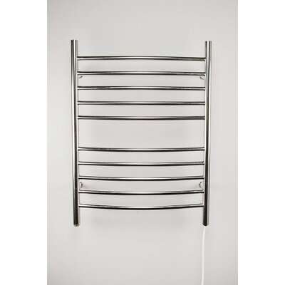 Wall Mount Electric Radiator finish: Polished