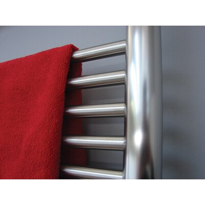 Antus Wall Mount Electric Towel Warmer Finish: Polished